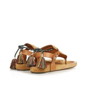Isabel Marant Lee Suede Sandals